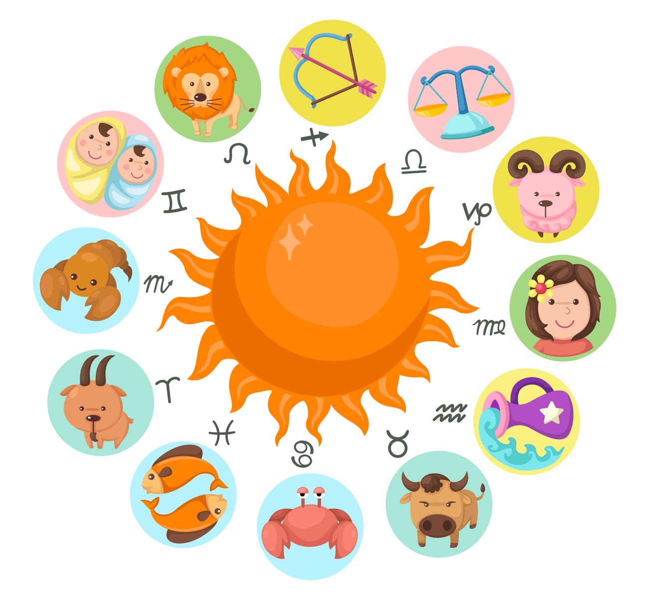 Características do signo do meu filho