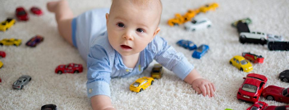 Dicas de segurança: Prepare a casa para receber o bebê.