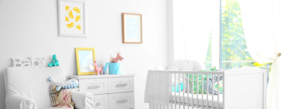 Como montar um quarto de bebê funcional