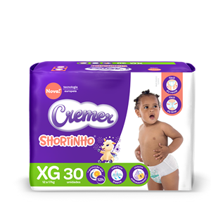 7 Shortinho XG Jumbo