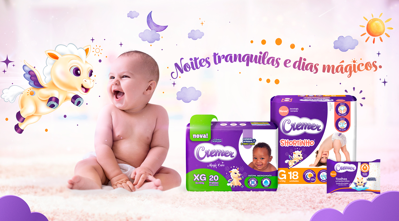 Banner Max Mousse