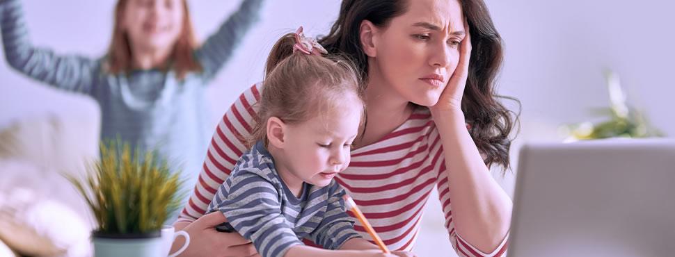 Desafios da maternidade: como conciliar filhos e outras atividades